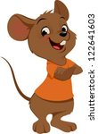 Vector Illustration Of A Cute...