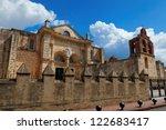 Old Church In Santo Domingo....
