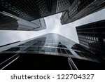 skyscrapers in chicago | Shutterstock . vector #122704327