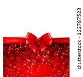 valentine's card   Shutterstock .eps vector #122787523