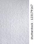A Fine Texture Of Bright White...