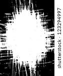 abstract grunge border design... | Shutterstock .eps vector #123294997