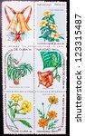 cuba   circa 1969  a stamp... | Shutterstock . vector #123315487