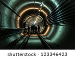 Underground Facility With A Bi...