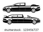 black and white illustration of ... | Shutterstock .eps vector #123456727