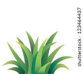 grass | Shutterstock .eps vector #123464437
