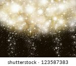 nice christmas background with... | Shutterstock . vector #123587383