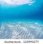 Underwater Shoot Of An Infinit...