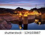 Hoover Dam. Image Of Hoover Da...