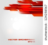 abstract background | Shutterstock .eps vector #124258567