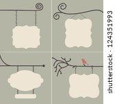ave,en blanco,boutique,cadena,galería de imágenes,colección,espacio de la copia,decoración,elemento de diseño,ilustración y pintura,arte de línea,placa de identificación,adornado,al aire libre,marco de fotos