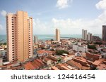 Fortaleza in Brasil - stock photo
