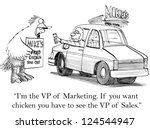 """""""i'm the vp of marketing. if...   Shutterstock . vector #124544947"""
