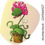 Cute Carnivorous Plant