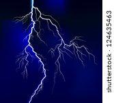 storm sky | Shutterstock .eps vector #124635463