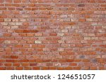 Old Brick Wall Background....