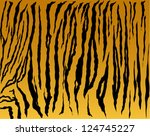 Tiger Skin Stripes.