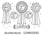 champion award doodle