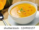 Squash Soup With Rosemary And...