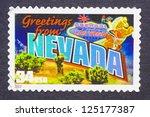 united states   circa 2002  a...   Shutterstock . vector #125177387