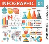 Infographic Elements 01   Shutterstock vector #125273123