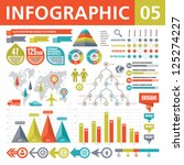 infographic elements 05 | Shutterstock .eps vector #125274227