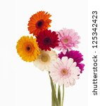 Daisy Flower Gerbera Bouquet...