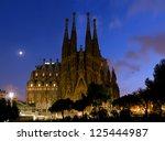 Spain   August 24  La Sagrada...