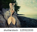 Beautiful Fashionable Mermaid...