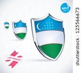 i love uzbekistan flag...
