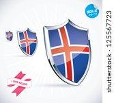 i love iceland flag...