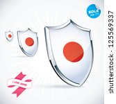 i love japan flag illustration  ...