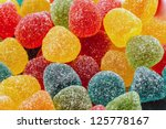 candies | Shutterstock . vector #125778167