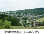 Idyllic Village In The Ore...