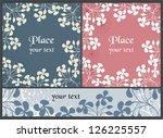 seasonal backgrounds   Shutterstock .eps vector #126225557