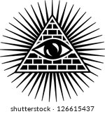 Vector Image   Eye Of...