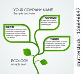 Abstract Ecology Business...