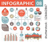 infographic elements 08 | Shutterstock .eps vector #126662867