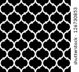 ornamental pattern. seamless... | Shutterstock .eps vector #126730853