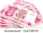 chinese money | Shutterstock . vector #126738707