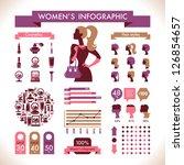 Beautiful Women's Infographic ...