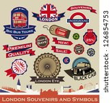 London Souvenirs And Symbols....