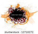 grunge background | Shutterstock .eps vector #12710272