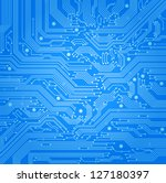 Abstract Vector Background Wit...