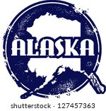 ,alaska,denali alaska,distressed,grunge,icon,juneau,map,north america,northern lights,outline,rubber stamp,state,united states,vacation