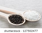 Sea Salt And Black Pepper...