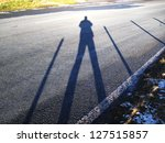 Shadows On The Road Above...