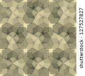abstract geometrick seamless | Shutterstock .eps vector #127527827