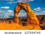 Photographer At Delicate Arch ...