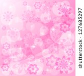 pink background pattern | Shutterstock .eps vector #127685297